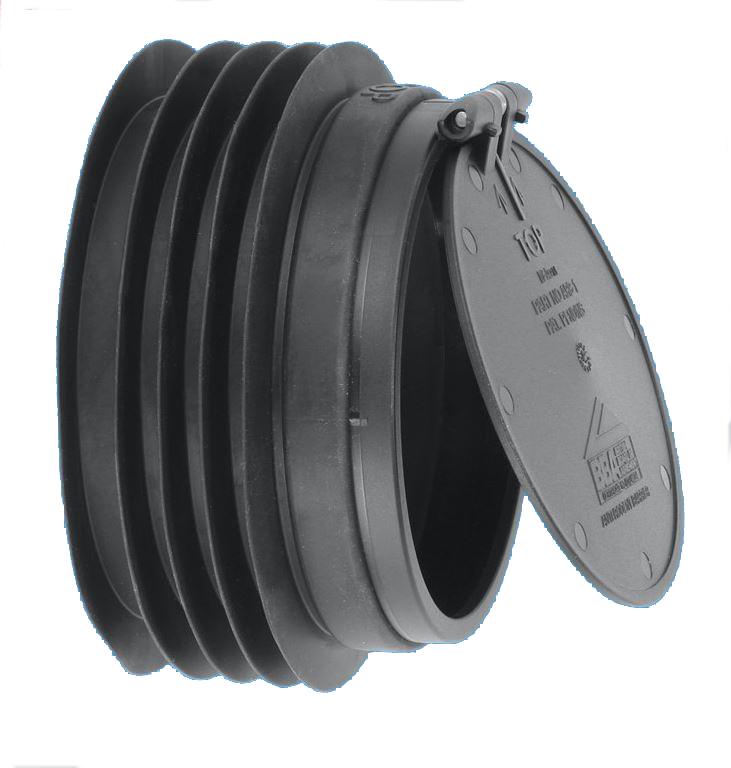 110mm Internal Fitting Flap Valve