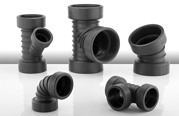 BBA Moulded Twinwall Fittings