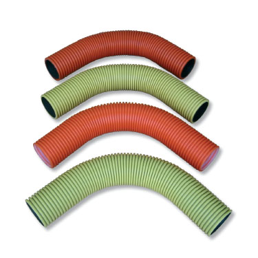 Long Radius Bends in Various Colours