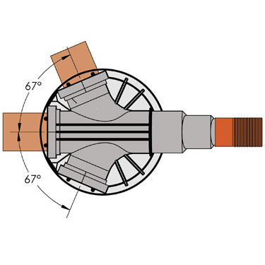 1000mm Diameter