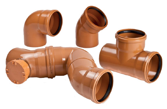 Moulding Sewerage Fittings